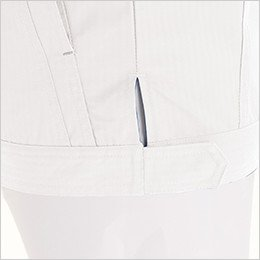 両脇 裾調節