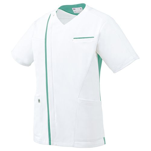 84-MZ0237 6 ホワイト×グリーン