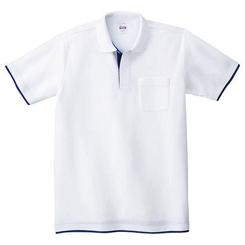 27-00195BYP 732 ホワイト×ロイヤルブルー