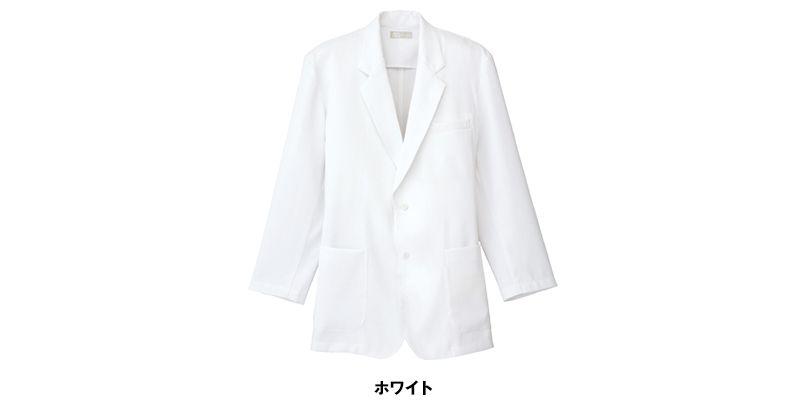 861307 アイトス/ルミエール ブレザードクターコート(男性用) 色展開
