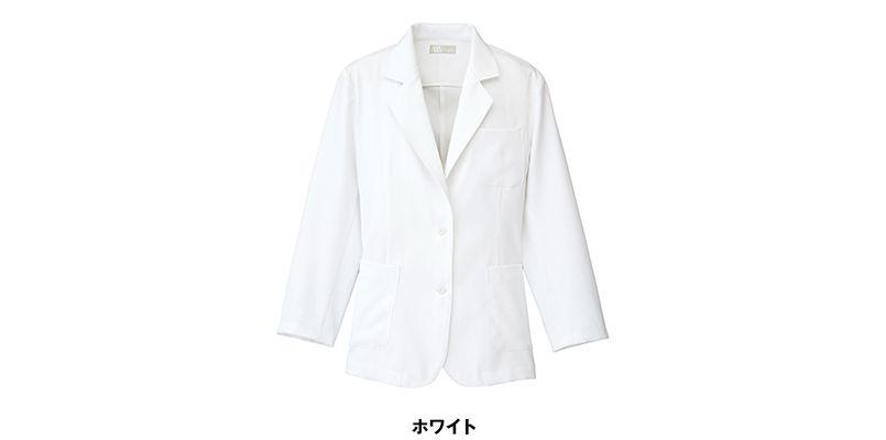 861308 アイトス/ルミエール ドクターブレザーコート(女性用) 色展開