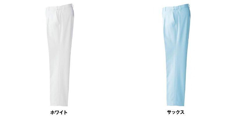 861361 アイトス/ルミエール 脇ゴムパンツ(男性用) 色展開