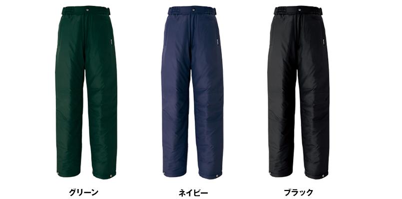 アイトス AZ10306 タルテックス リフレクションヒート防寒パンツ 色展開