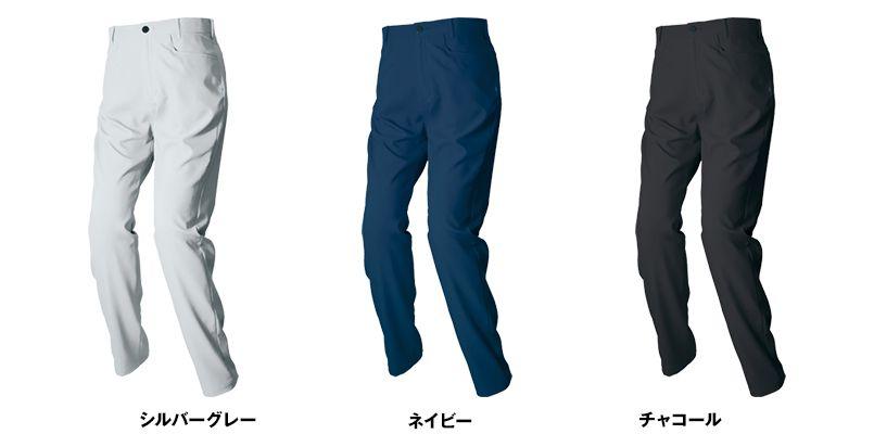 AZ2920 アイトス ノータックワークパンツ(男女兼用) 色展開