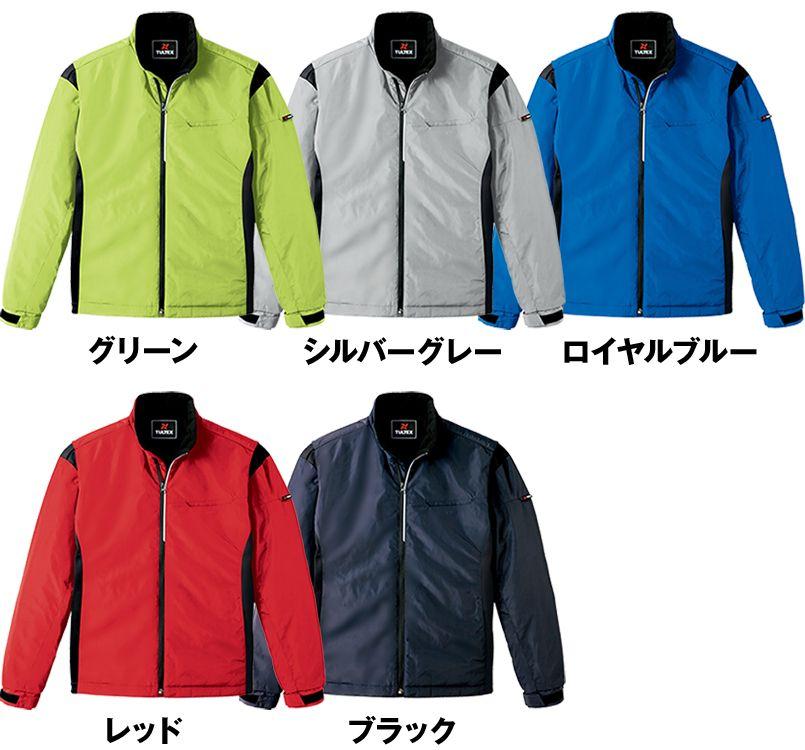 アイトス AZ50115 [秋冬用]アームアップ防寒ジャケット 色展開