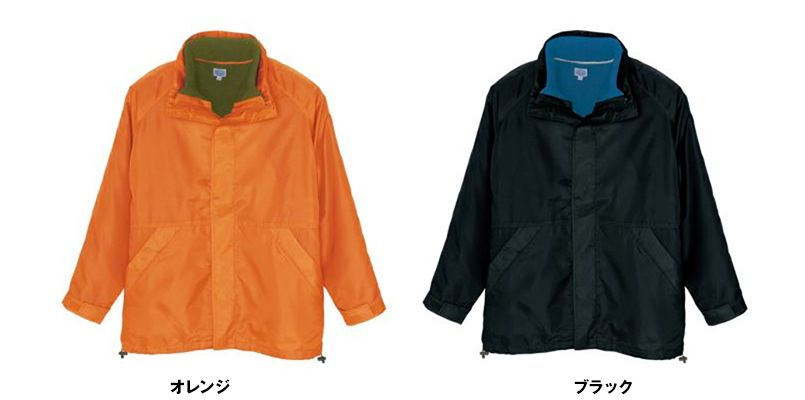 AZ7805 アイトス [在庫限り]AZ7805 アイトス 3WAYジャケット カナディアンクリーク 色展開