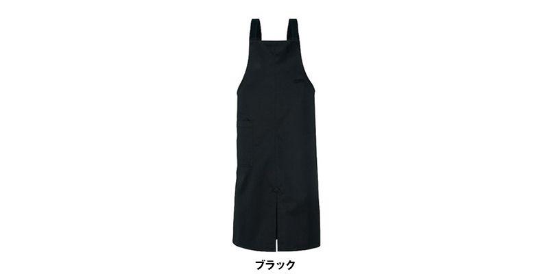 AZ8066 アイトス T/C胸当てエプロン(男女兼用) 色展開