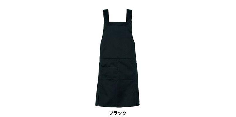 AZ8067 アイトス 胸当てエプロン(男女兼用) 色展開