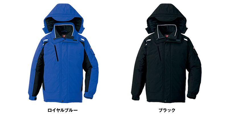 AZ8860 アイトス 防寒コート 色展開