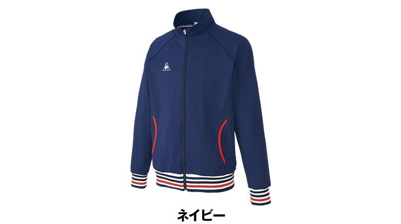 UZL1023 ルコック ジャージ ジャケット(男女兼用) 色展開