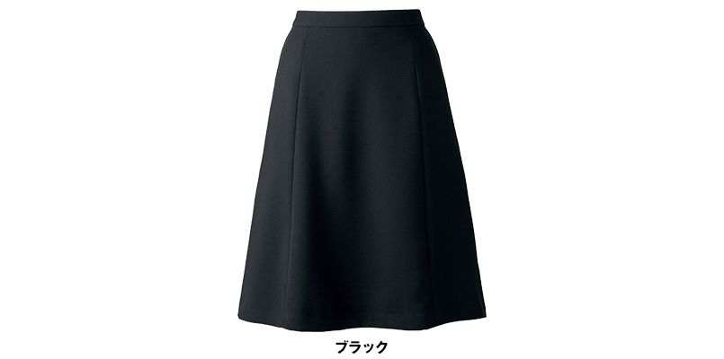 BONMAX AS2281 [通年]インプレス フレアースカート 無地[58cm] 色展開