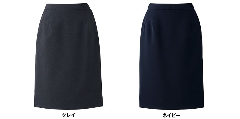 BONMAX AS2294 [通年]トリクシオントロピカル タイトスカート 無地 色展開