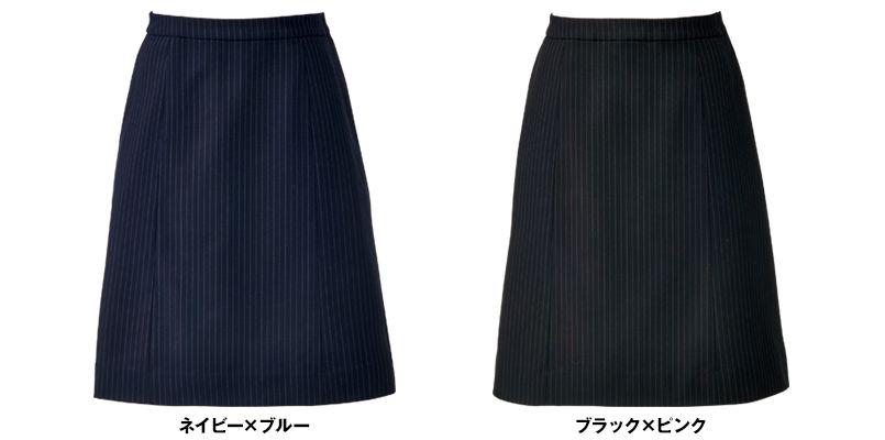BONMA AS2300 [通年]コーデュラカラーST Aラインスカート 色展開