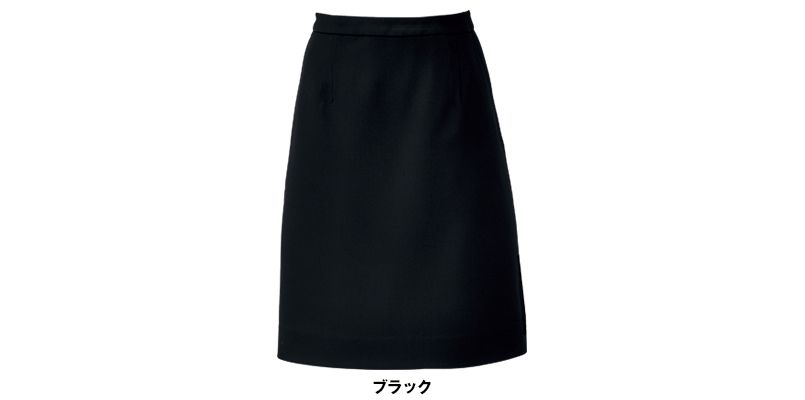 BONMAX AS2301 [通年]ハウンドトゥースニット セミタイトスカート ニット 無地 色展開