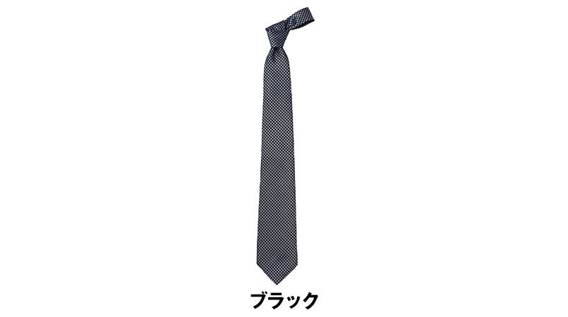 FA9185 FACEMIX ネクタイ(千鳥柄)(男女兼用) 色展開