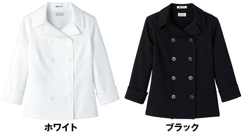 FB4013L FACEMIX コックシャツ(女性用) 色展開