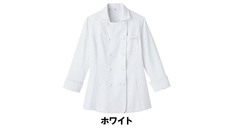 FB4016L FACEMIX コックシャツ(女性用) 色展開