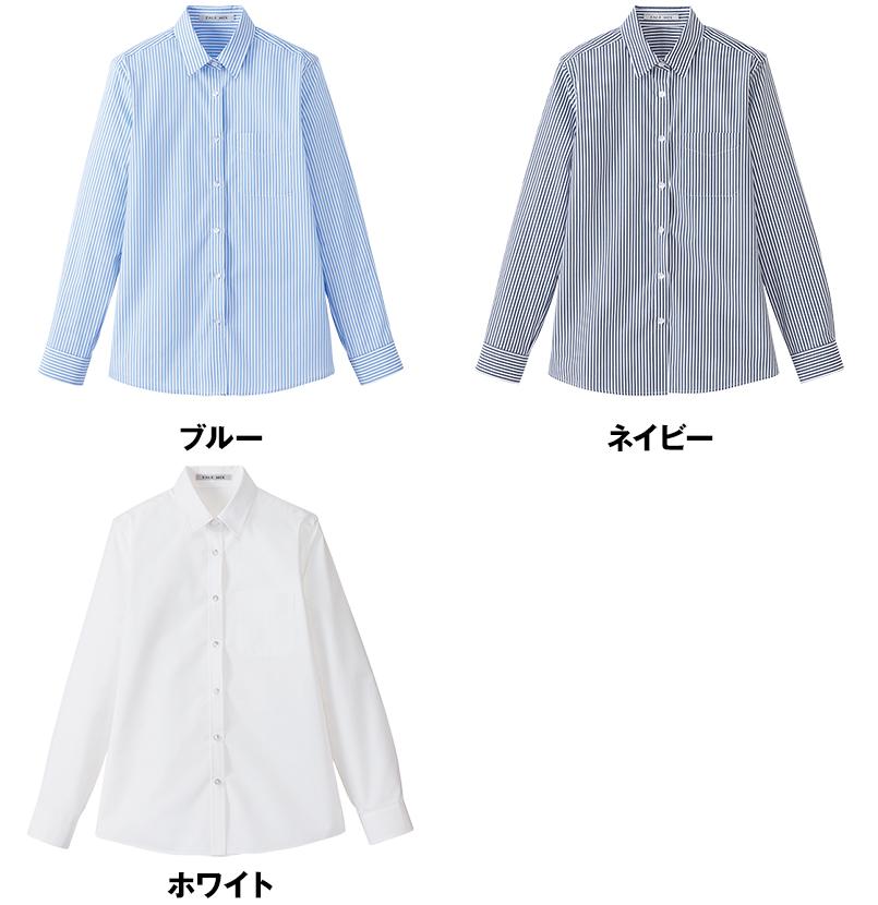 FB4023L FACEMIX 調温ブラウス/長袖(女性用) 色展開