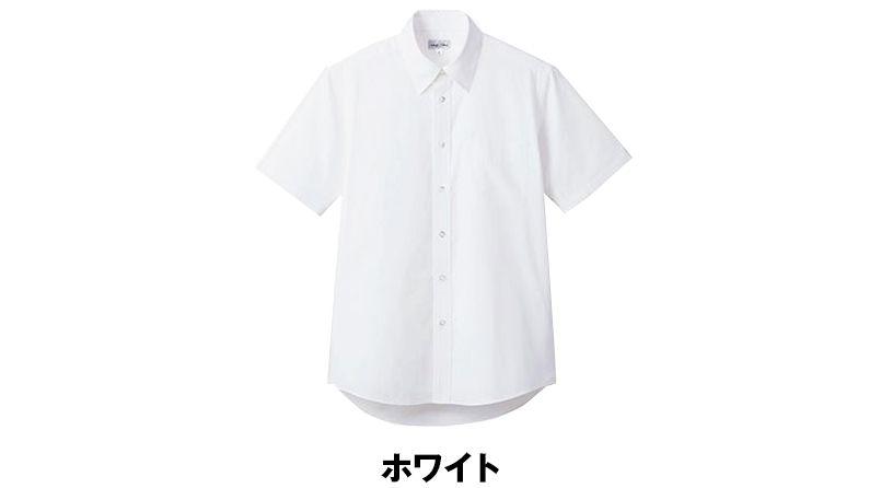 FB4535U FACEMIX レギュラーカラーシャツ/半袖(男女兼用) 色展開