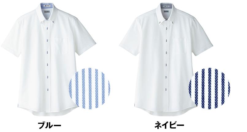 FB5027M FACEMIX ドライ 吸汗速乾ニットシャツ/半袖(男性用) 色展開