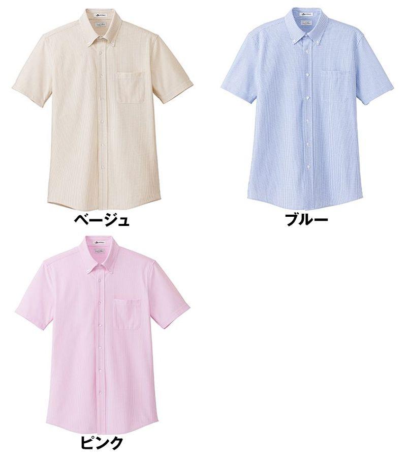 FB5029M FACEMIX 吸汗速乾ニットシャツ/半袖(男性用) 色展開