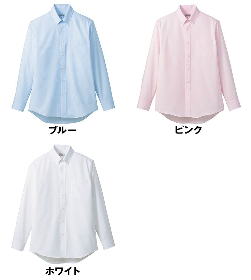 FB5035M FACEMIX 吸水速乾シャツ/長袖(男性用) 色展開