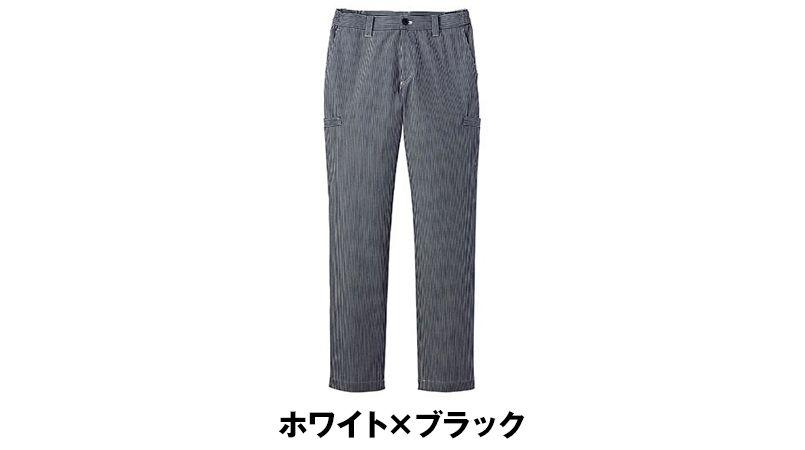 FP6706U FACEMIX ヒッコリーパンツ(男女兼用) 色展開