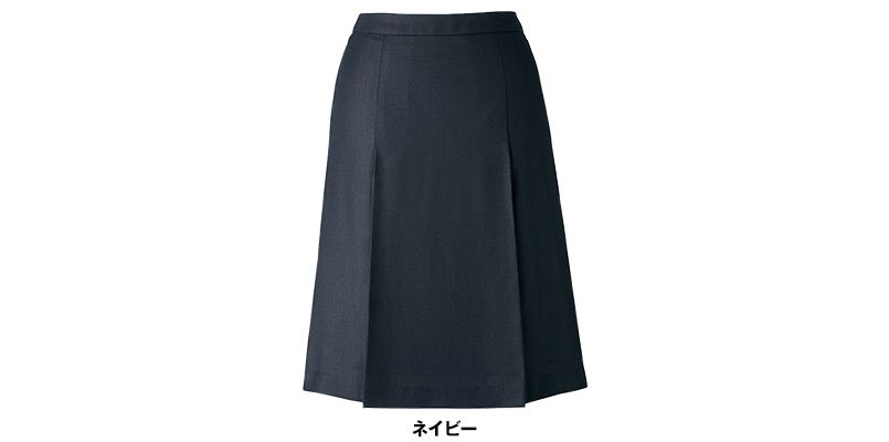 BONMAX LS2746 [春夏用]エアリネス プリーツスカート 無地 色展開