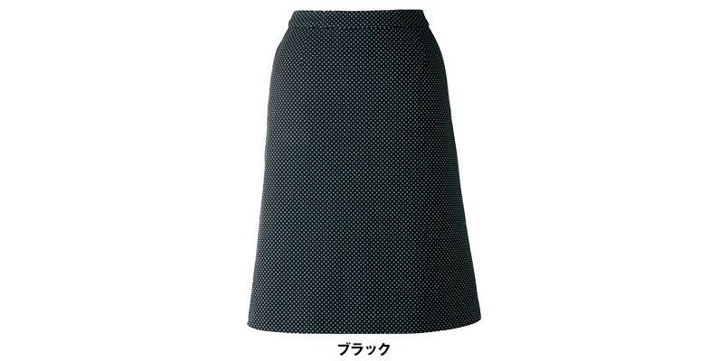 [在庫限り/返品交換不可]LS2749 BONMAX/コンフィー Aラインスカート ドット 色展開