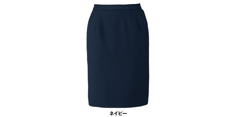 BONMAX LS2756 [春夏用]イルマーレ 真夏に嬉しい清涼感、すっきりタイトスカート 無地 色展開