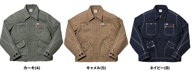Lee LWB03002 [通年]ジップアップジャケット(女性用) 色展開
