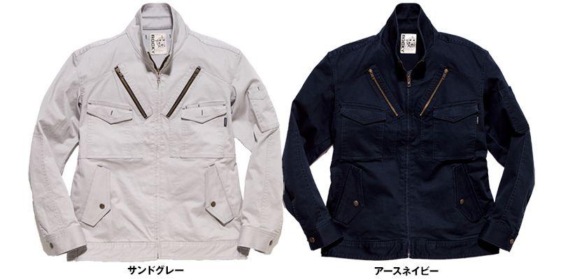 RJ0301 ROCKY フライトジャケット(女性用) 色展開