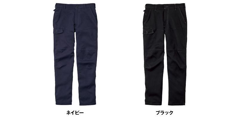 RP6913 ROCKY ライダースパンツ(男女兼用) バックツイル 色展開