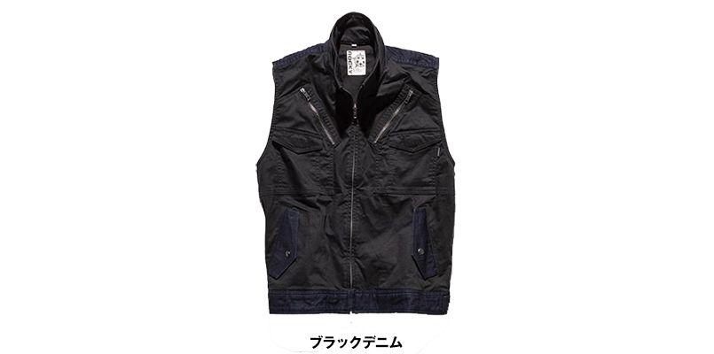 ROCKY RV1903 フライトベスト コンビネーション(男女兼用) 色展開