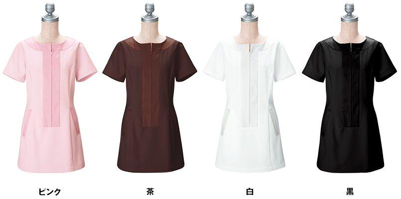 00113 BONUNI(ボストン商会) チュニックシャツ(女性用) 色展開