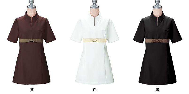 00115 BONUNI(ボストン商会) チュニックシャツ(女性用) 色展開