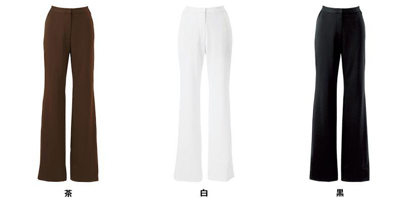 00200 BONUNI(ボストン商会) ニットワッフルパンツ/股下フリー(女性用) 色展開