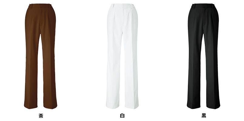 00201 BONUNI(ボストン商会) パンツ/股下フリー(女性用) 色展開
