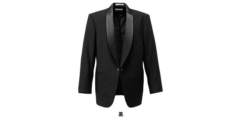 01103-02 BONUNI(ボストン商会) 拝絹タキシード(男性用) ショールカラー 色展開