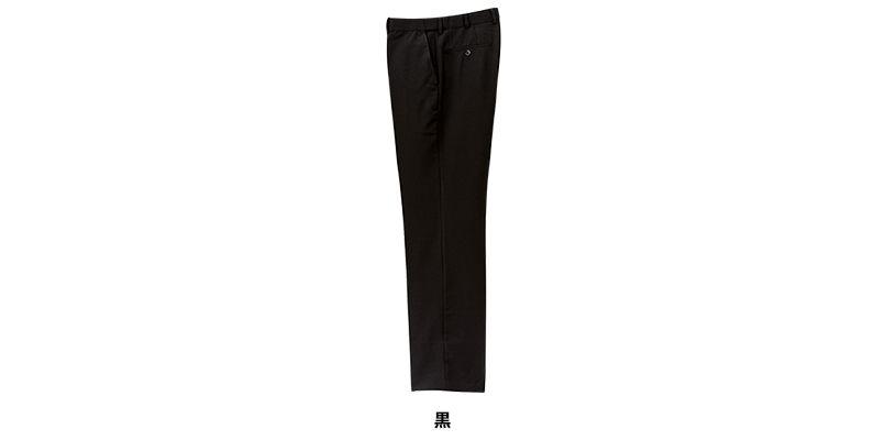 12108 BONUNI(ボストン商会) アジャスターパンツ(ノータック)/股下フリ(男性用) 色展開