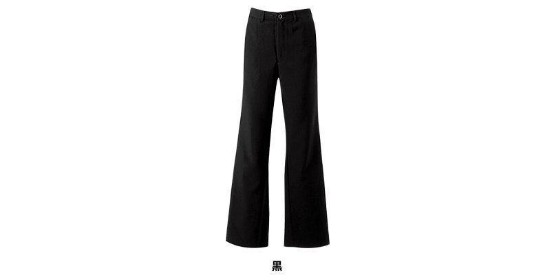 12206 BONUNI(ボストン商会) ストレッチパンツ/股下フリー(女性用) 色展開