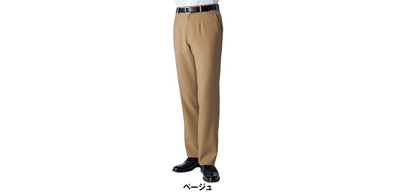 22302 BONUNI(ボストン商会) ノータックストレッチパンツ(男女兼用) 色展開