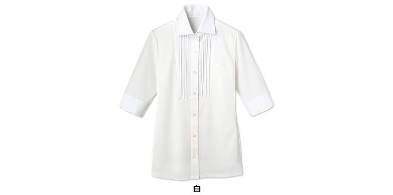 24216 BONUNI(ボストン商会) Tブラウス/五分袖(女性用) 色展開