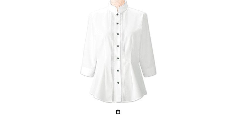 24224 BONUNI(ボストン商会) シャツ/七分袖(女性用) 色展開