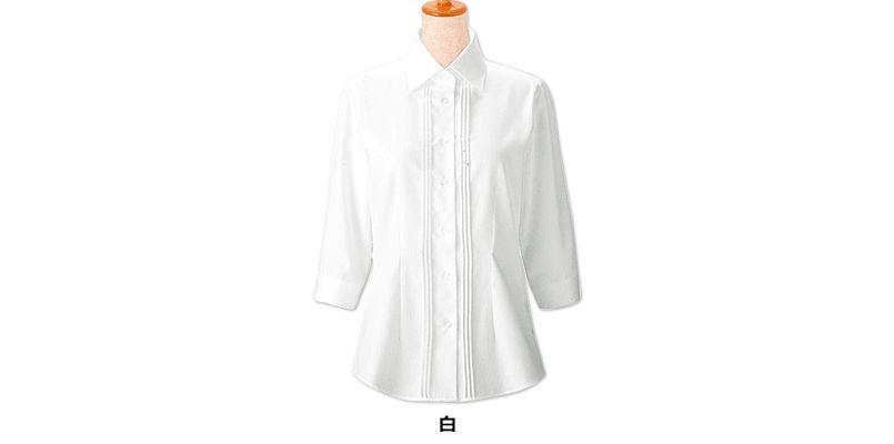 24225 BONUNI(ボストン商会) シャツ/七分袖(女性用) 色展開