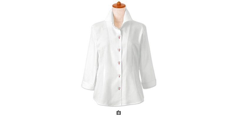24227 BONUNI(ボストン商会) シャツ/七分袖(女性用) 色展開