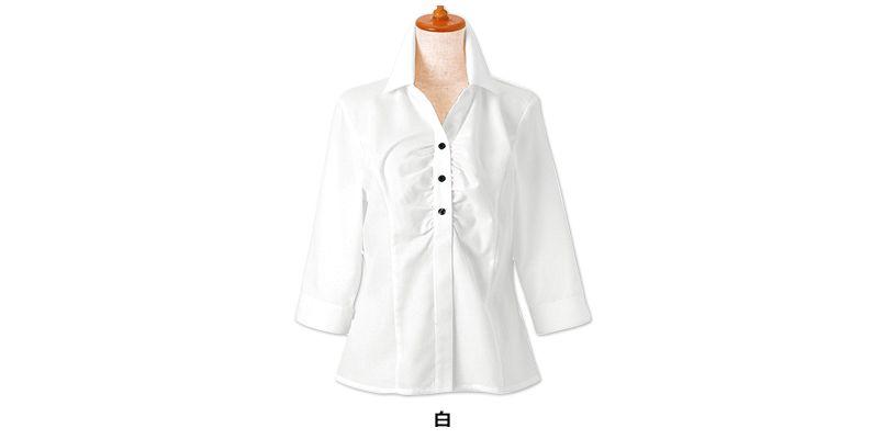 24228 BONUNI(ボストン商会) シャツ/七分袖(女性用) 色展開