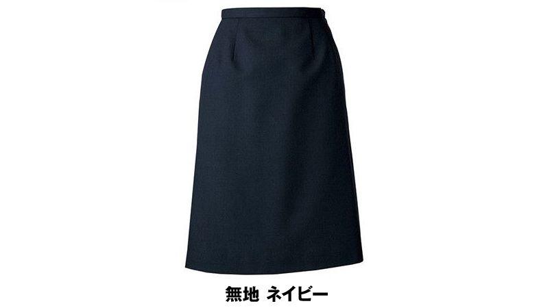 AR3615R アルファピア [秋冬用]Aラインボックスプリーツスカート ツイル 無地 色展開