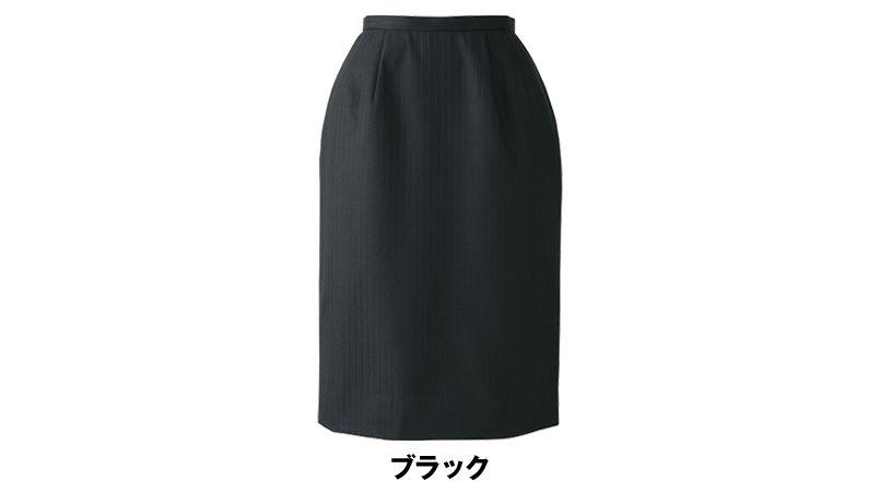 AR3814 アルファピア [秋冬用]セミタイトスカート シャドーストライプ 色展開