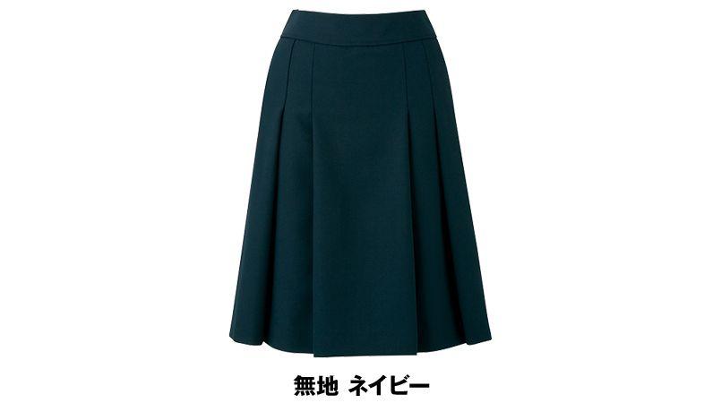 [在庫限り/返品交換不可]AR3822 アルファピア フレアースカート 無地 色展開
